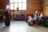 В селе Зырянское прошла детская «Рождественская ёлка»