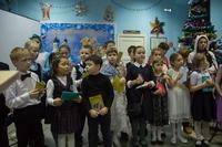 Более ста маленьких томичей приняли участие в конкурсе чтецов «Рождественская звезда»