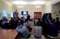 Томские студенты познакомились с традициями празднования Рождества Христова