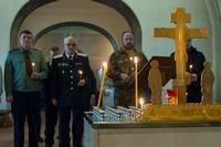 В Томске молитвенно почтили память жертв геноцида казачества