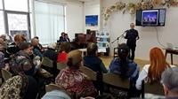 Томская делегация приняла участие в работе секции «Слово и человек»