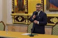 Томские делегаты встретились с Владимиром Легойдой и побывали на мероприятии, организованном журналом «Фома»