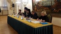 В Москве продолжается обмен опытом между участниками Рождественских чтений