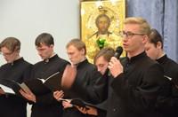 Торжественный акт в Томской духовной семинарии