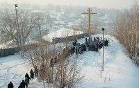 Богослужения в праздник Собора новомучеников и исповедников Российских на Каштачной горе
