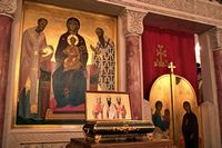 Трёхсвятительский храм Томска отметил престольный праздник
