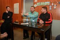 Знаменитая группа ЮДИ рассказала молодёжи о своём пути к Богу