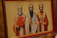 В день Трёх святителей в Томске совершена Божественная литургия на греческом языке (видеозапись)