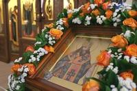 Храм при Регентско-певческой школе отметил первый престольный праздник