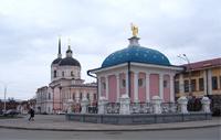 Православные томичи празднуют день «Томской Градодержательницы»