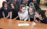 В селе Зоркальцево прошёл очередной этап игры-викторины «Святые покровители Руси»