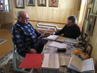 Томские миссионеры продолжили перевод Евангелия на чулымский язык