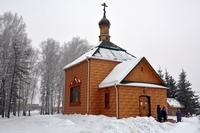 В Неделю о Страшном Суде в храме села Зырянского прозвучала проповедь митрополита Ростислава