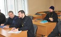 Руководитель отдела по взаимодействию с вооруженными силами и правоохранительными органами прошёл профессиональные курсы УФСИН