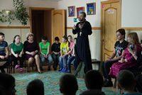 Православные добровольцы Северска посетили дом, где живёт любовь
