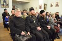 В Томской духовной семинарии прошёл вечер воспоминаний эпохальных исторических событий церковной жизни 2008-2009 годов