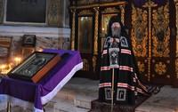 Проповедь митрополита Ростислава после чтения Великого канона в Петропавловском соборе г. Томска