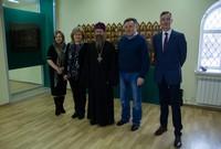 Почётные гости посетили Томскую духовную семинарию
