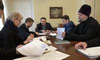 В Томской епархии прошло первое заседание «Рабочей группы по реализации молодёжных и студенческих проектов» XXIX Кирилло-Мефодиевских чтений