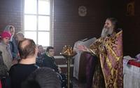 Томские священники и социальные работники посетили Шегарский психоневрологический интернат «Забота»