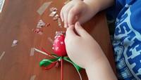 Детям из реабилитационного центра села Октябрьского рассказали о Пасхе