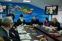 В УМВД России по Томской области состоялось торжественное мероприятие, посвященное Дню ветеранов МВД России