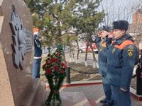 В Томске почтили память пожарных, погибших при исполнении служебного долга