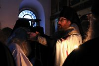 В Богородице-Алексиевском монастыре совершен монашеский постриг