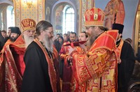 Духовенство Томской епархии удостоено Патриарших наград