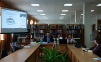 В Пушкинской библиотеке состоялся вебинар для областных участников и гостей XXIX Кирилло-Мефодиевских чтений