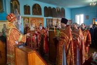 В завершении Светлой седмицы глава Томской митрополии совершил богослужение в г. Асино