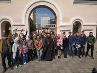 В Томске состоялся молодежный квест «Город в деталях»