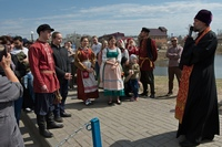 Студенты ТГУ отпраздновали «Красную горку»