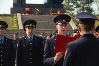 Присяга сотрудников УМВД Томской области
