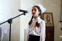 В воскресной школе Богородице-Алексиевского монастыря состоялся концерт, посвящённый Дню Победы