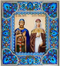 Ковчег с мощами благоверных князей Петра и Февронии Муромских будет принесён в Томск