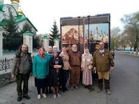 В Томск прибудет автомобильный крестный ход «Святая Русь»