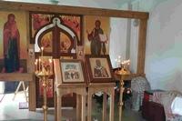 В Доме сестринского ухода святителя Луки (Войно-Ясенецкого) прошло праздничное богослужение