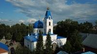 В праздник Пятидесятницы митрополит Ростислав возглавит богослужение в Свято-Троицкой церкви г. Томска