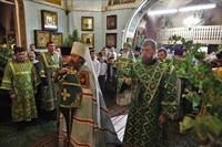 Митрополит Ростислав возглавил юбилейные престольные торжества по случаю 175-летия Свято-Троицкого храма