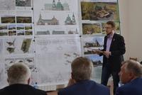 Защита проекта храмового комплекса в честь старца Феодора Томского прошла на «отлично»