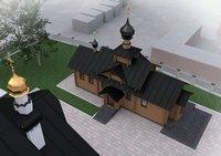 В Октябрьском районе Томска будет возведён храм в честь святого Иоанна Кронштадского