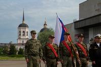 Представитель Томской епархии напутствовал томских призывников перед отправкой в армию
