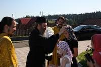 Митрополит Томский и Асиновский Ростислав возглавил престольные торжества в храме Рождества Иоанна Крестителя