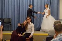 Томская молодёжь представила вниманию зрителей спектакль «История вечной любви…»