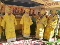 Митрополит Ростислав принял участие в юбилейных торжествах Барнаульской епархии