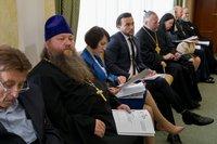 Представитель Томской епархии принял участие в обсуждении актуальных вопросов развития религиозного образования в России