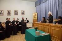 В Томской духовной семинарии состоялся торжественный выпускной акт