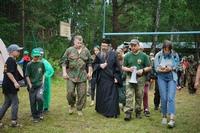 Митрополит Ростислав посетил учебно-тренировочные сборы для детей и молодёжи «Томская застава»