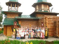 В окрестностях села Корнилово пройдет ежегодный крестный ход